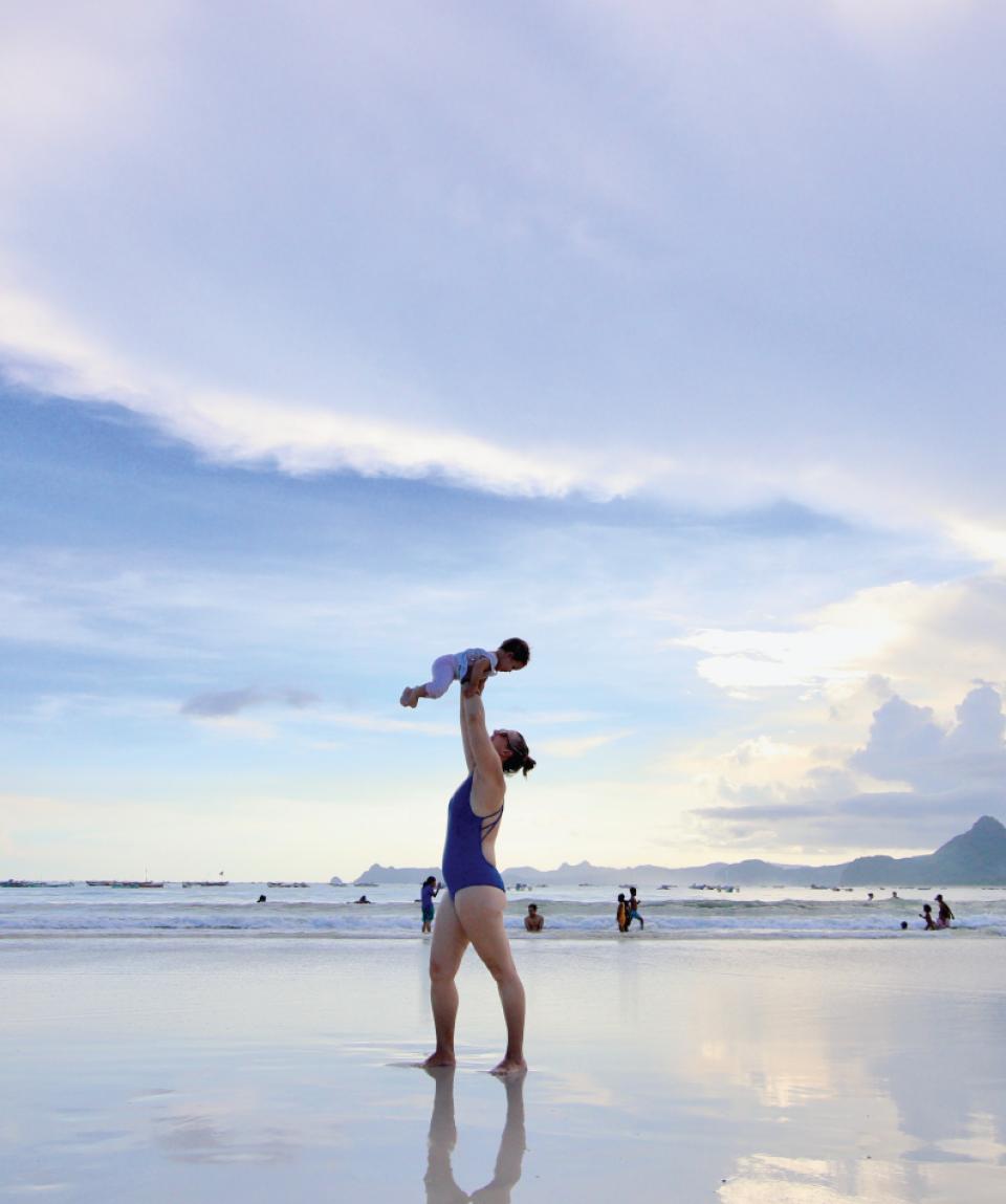 beach Selong Belanak, Lombok