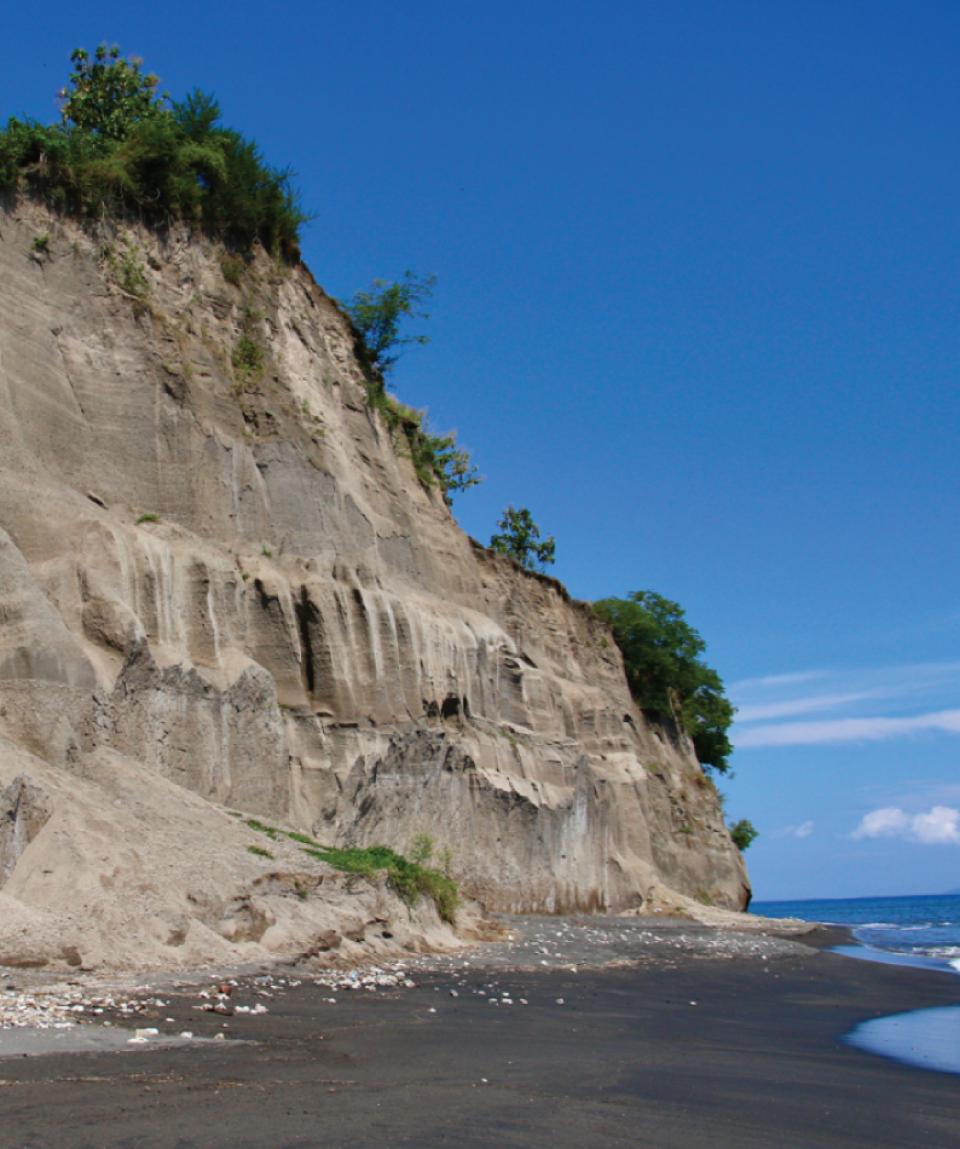 Pantai Tebing,Lombok