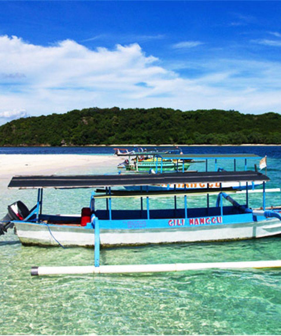 Snorkeling tour, gili Nanggu