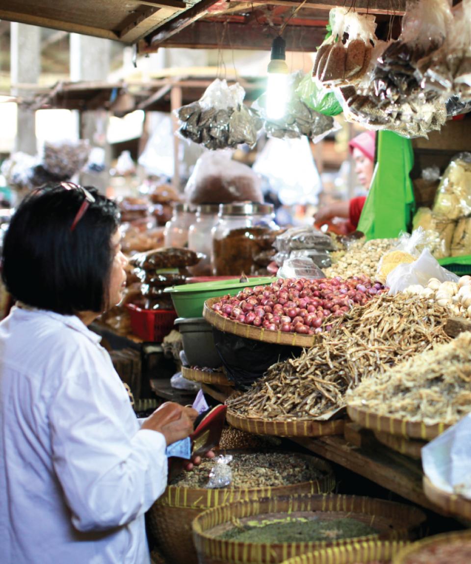 Cakra pasar, Mataram lombok